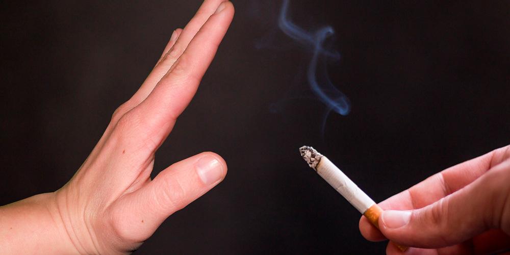 Problemas bucales debido al tabaco: di no al tabaco