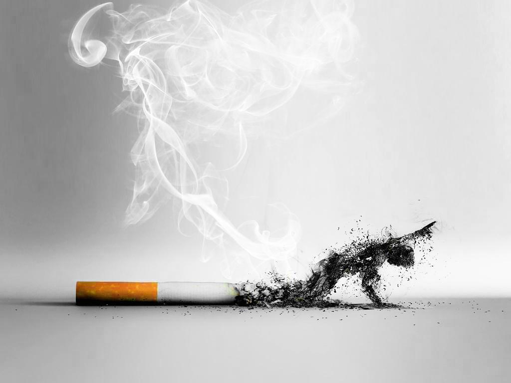 Problemas bucales debido al tabaco