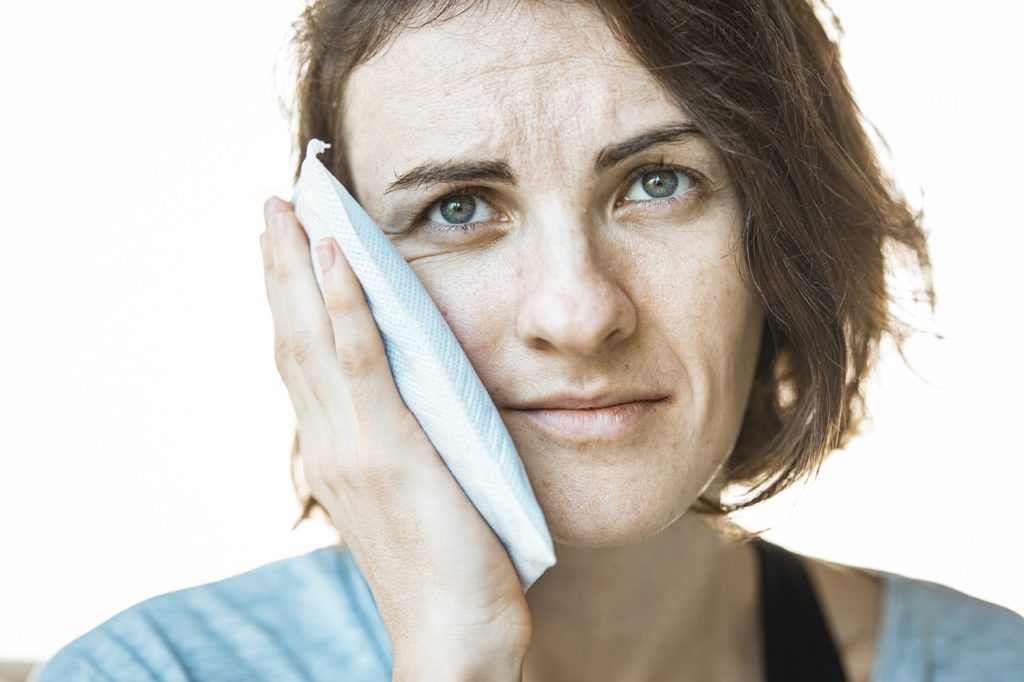 sensibilidad en los dientes frio