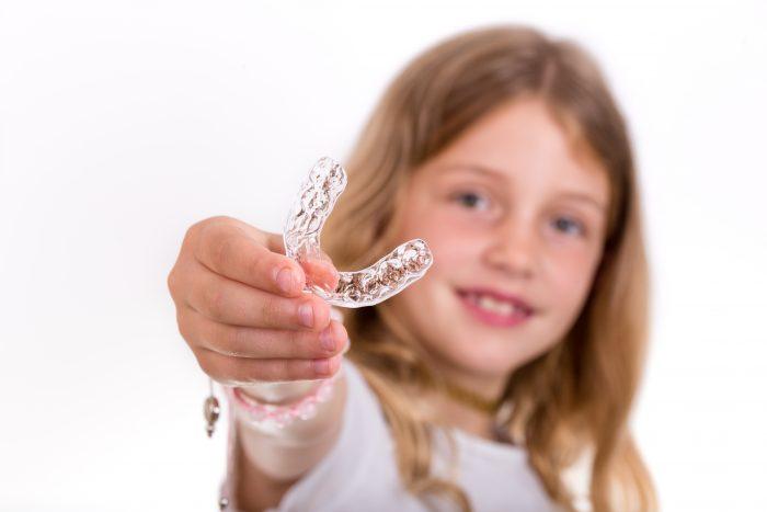 Ortodoncia Invisible en niños y adolescentes